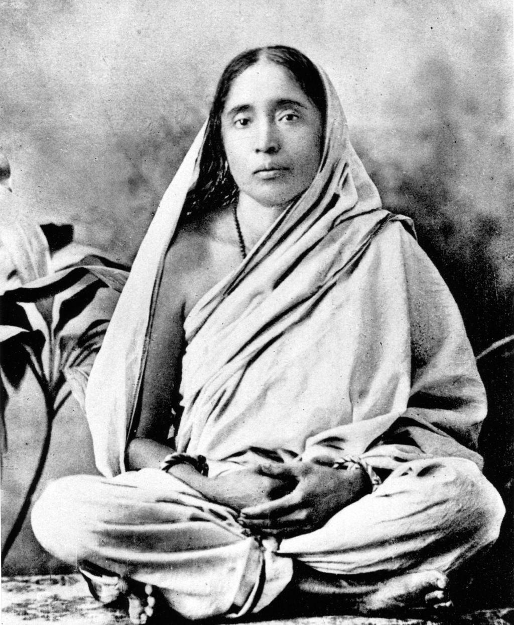 Vedata-Sacramento-Holy-Mother-Sarada-Devi-Photo-01